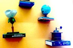 Wandgestaltung Schulraum Grundschule mit Kindern, in Kooperation mit Ulrike Kauf