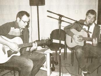 pseudowas - Liedermaching von 2000 - 2012 mit Andy